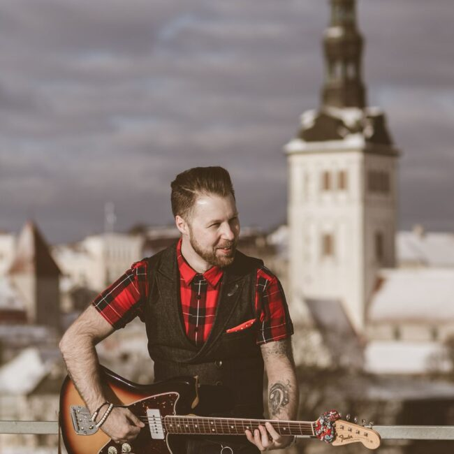 Aleksandr Žedeljov alias Faershtein